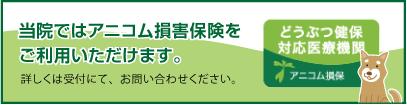 アニコム動物保険